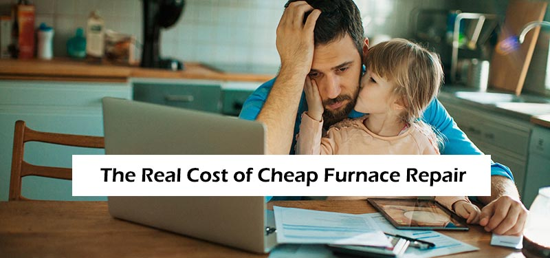 The Real Cost of Cheap Furnace Repair in Denver