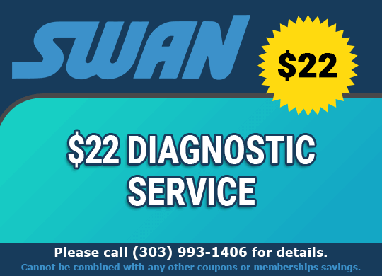 $22 Diagnostic Service - Call For Details