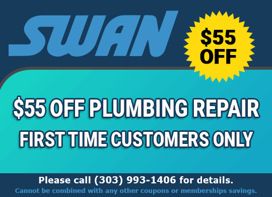 $55 Off Plumbing Repair - Call For Details