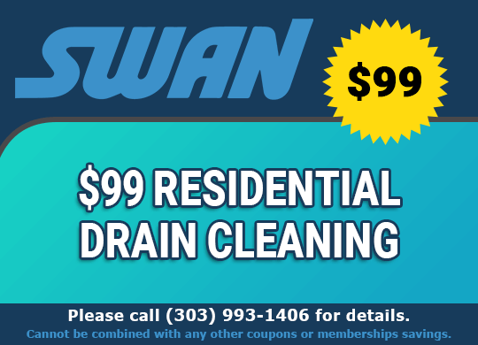 $99 Drain Cleaning Residential Service - Call For Details