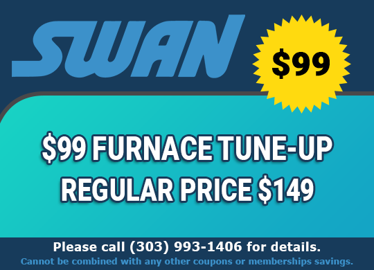 $99 Furnace Tune-Up Coupon - Call For Details