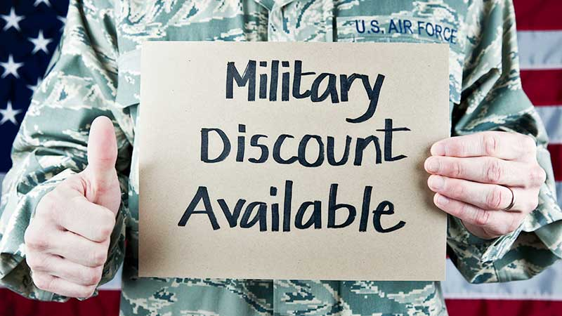 Military Discounts & Veterans Discounts from SWAN Plumbing, Heating & Air of Denver